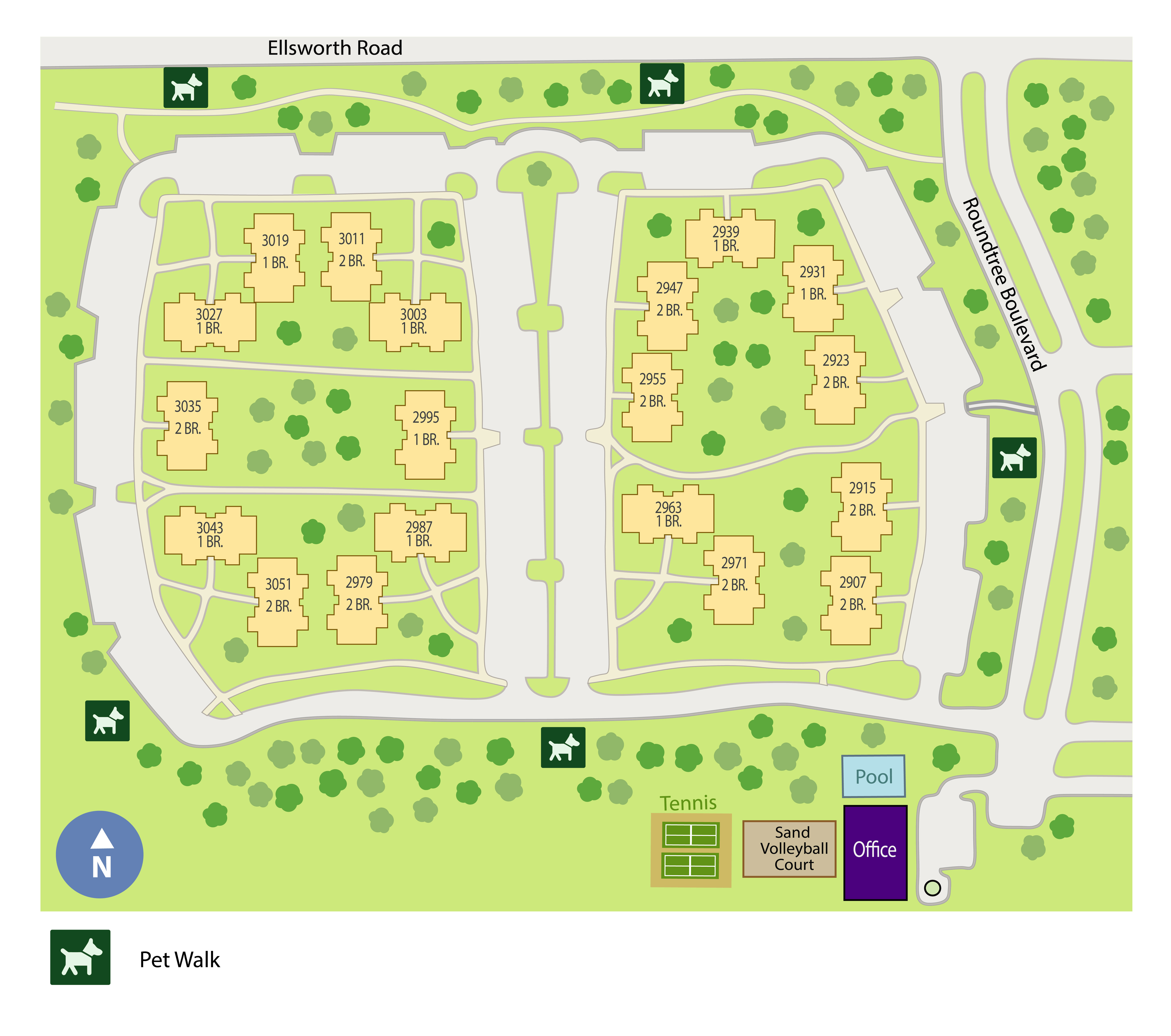 Roundtree Apartments