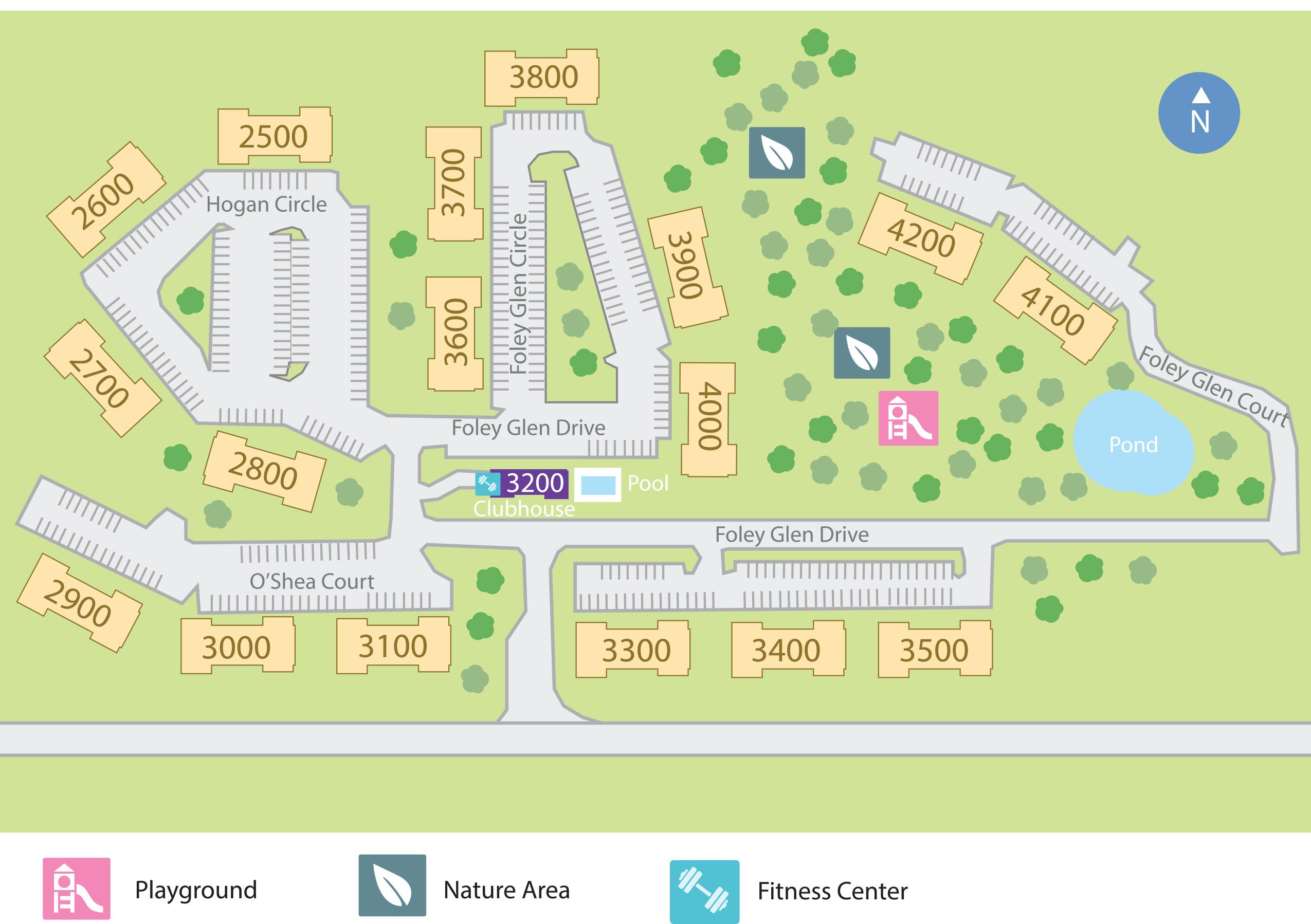 North Road Apartments Fenton Mi