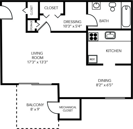 Studio Apartment Ypsilanti Mi schooner cove apartments | ypsilanti, michigan | mckinley