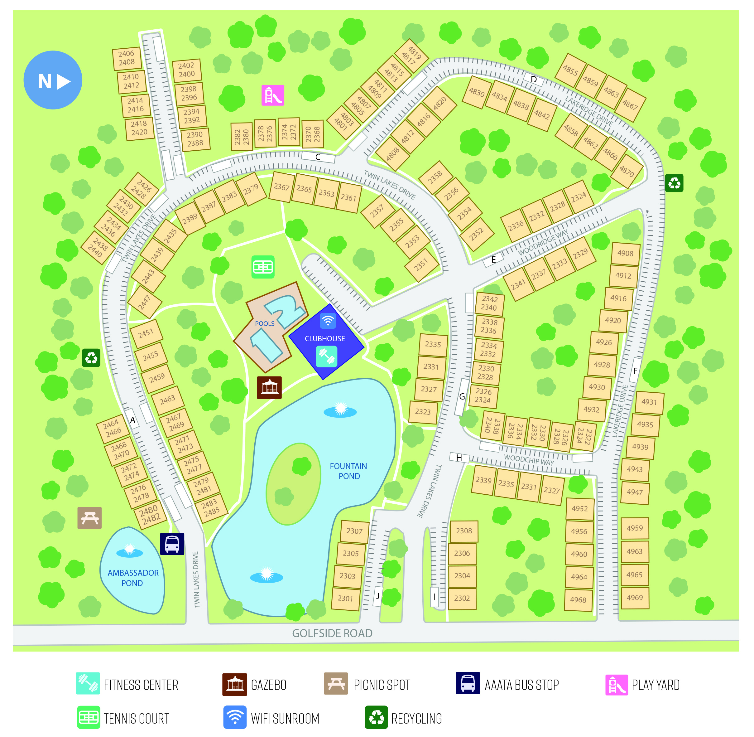 Gsl-20site-20map