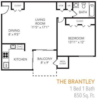Schooner-1bd-brantley