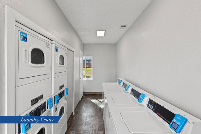 Sapphire-laundry