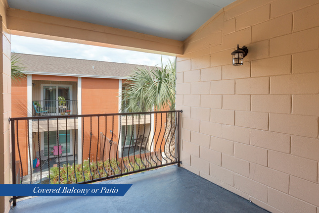 Arbor-balcony
