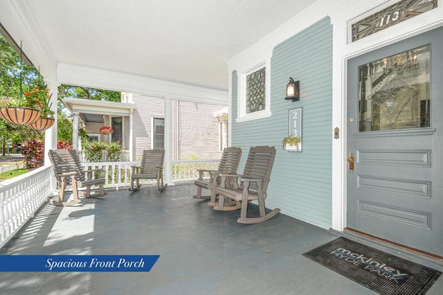 Beach-porch