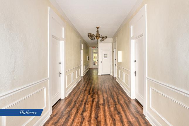 Ivy-hallway