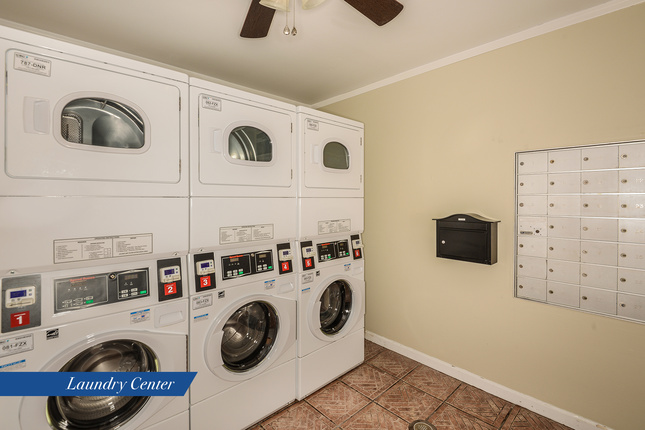 Soho-laundry
