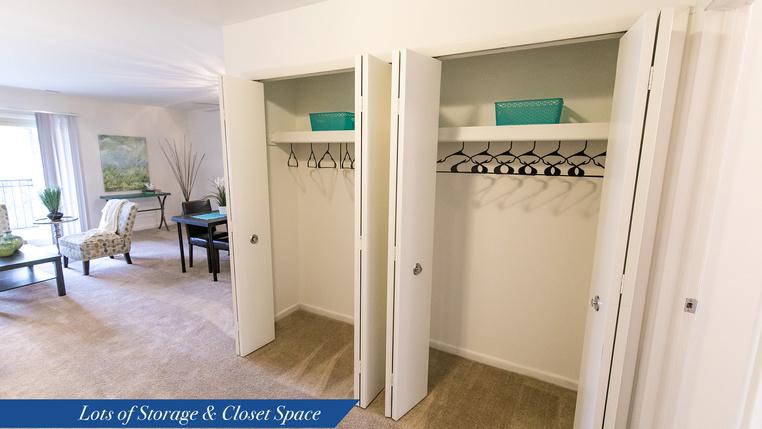 Tr-closet