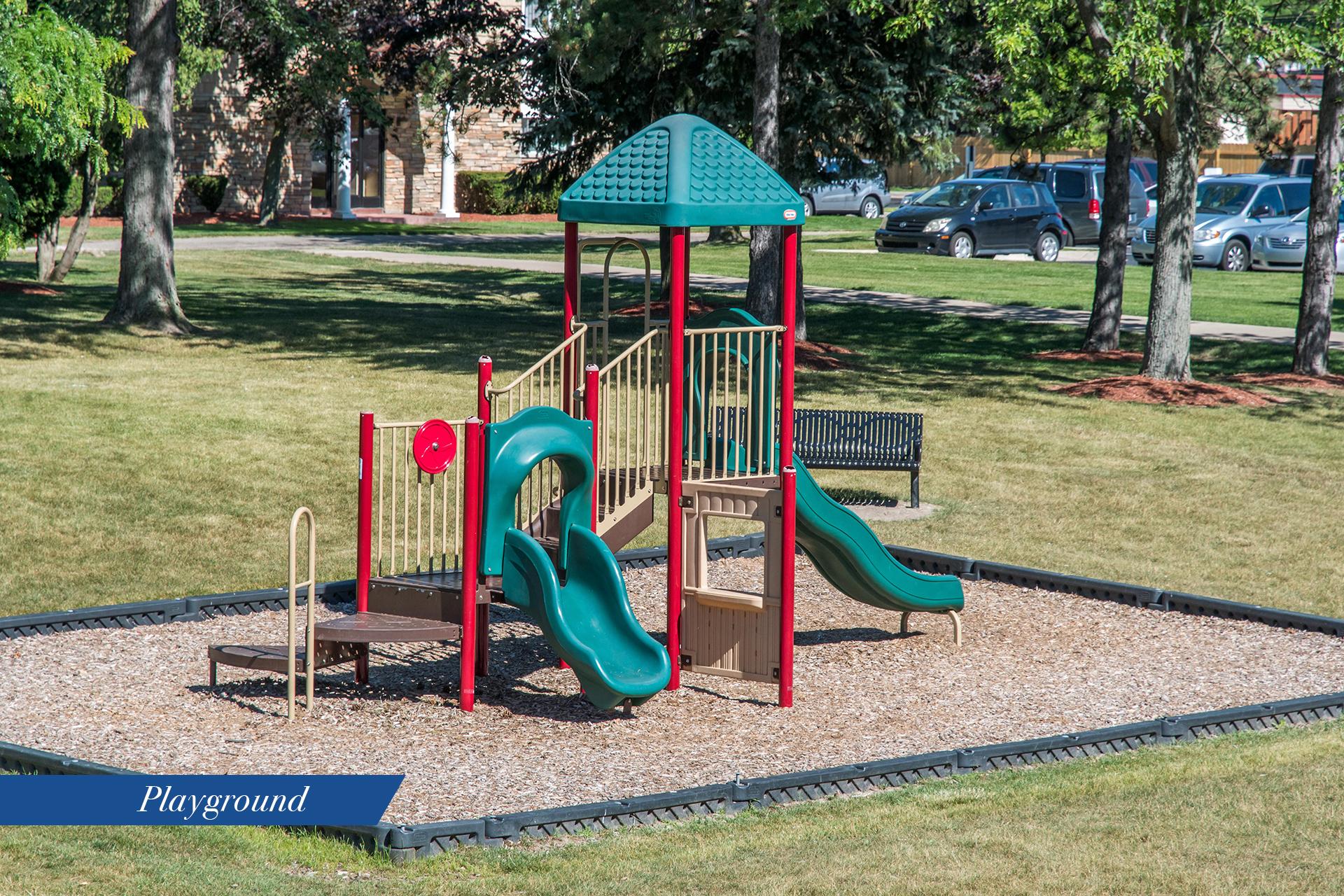 Villa-playground