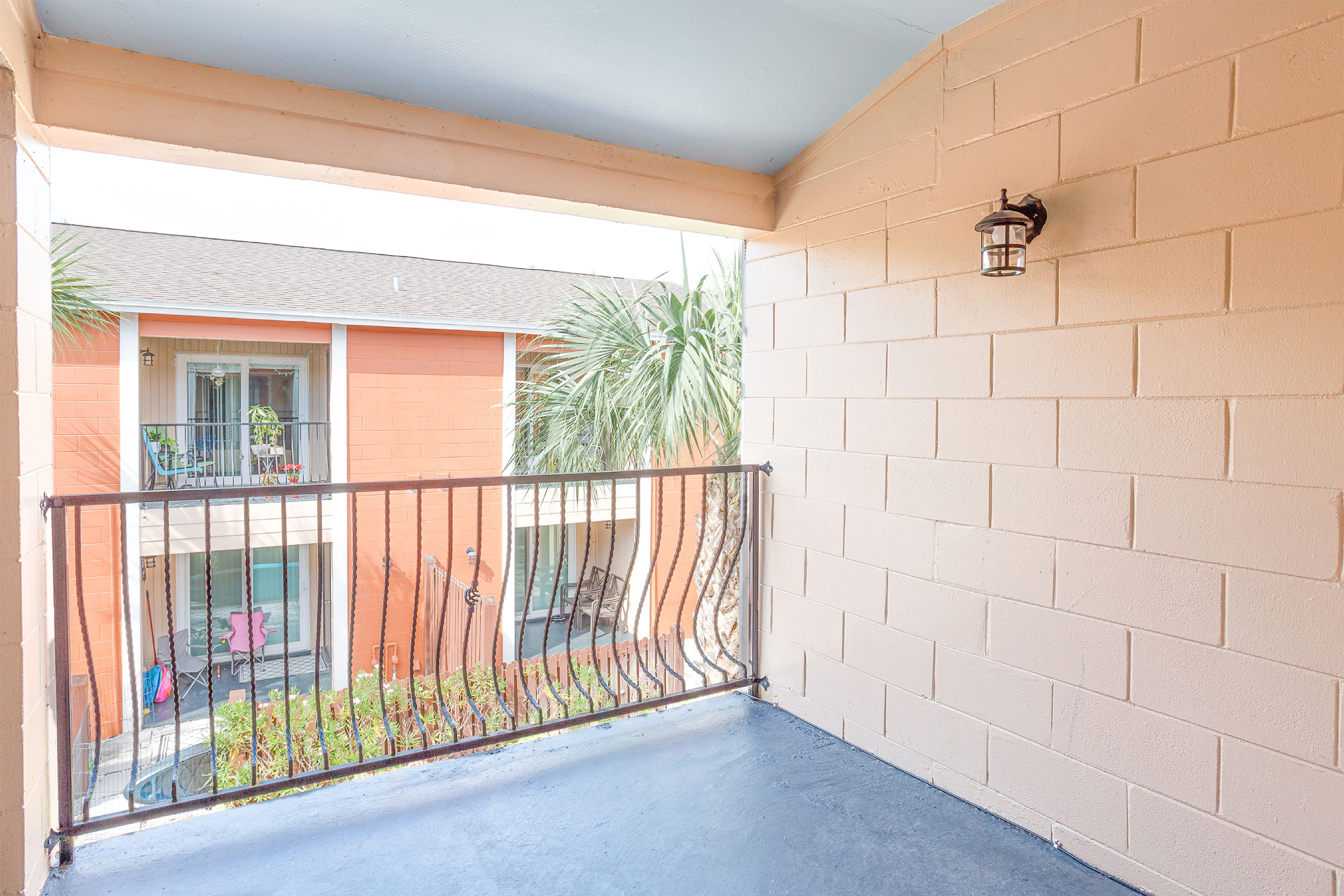 Arb-balcony