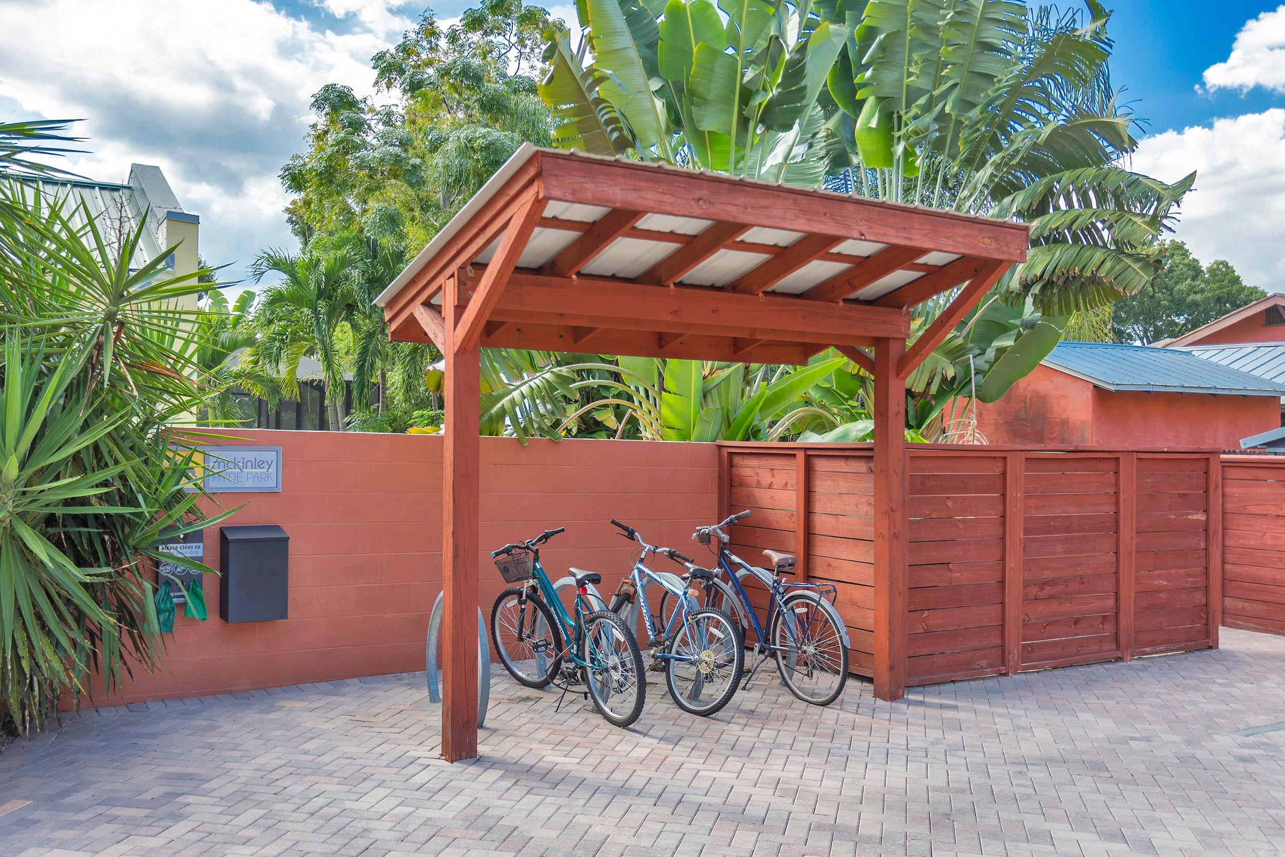 Esp-amen-bike-rack