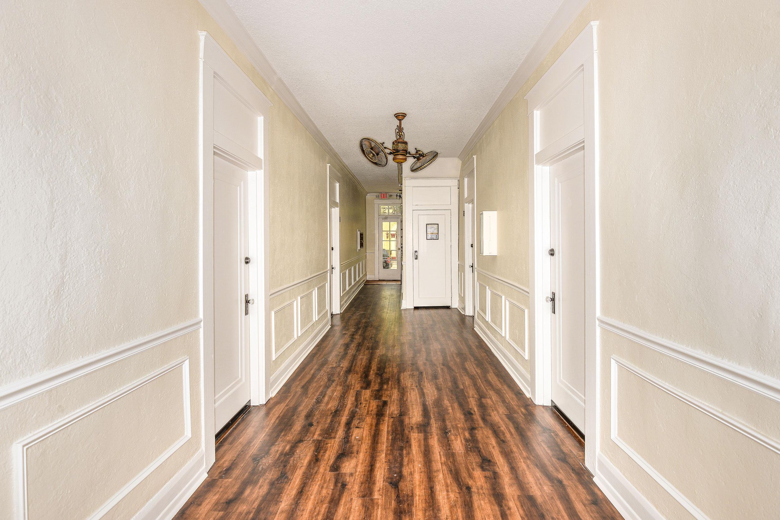 Ivy-corridor