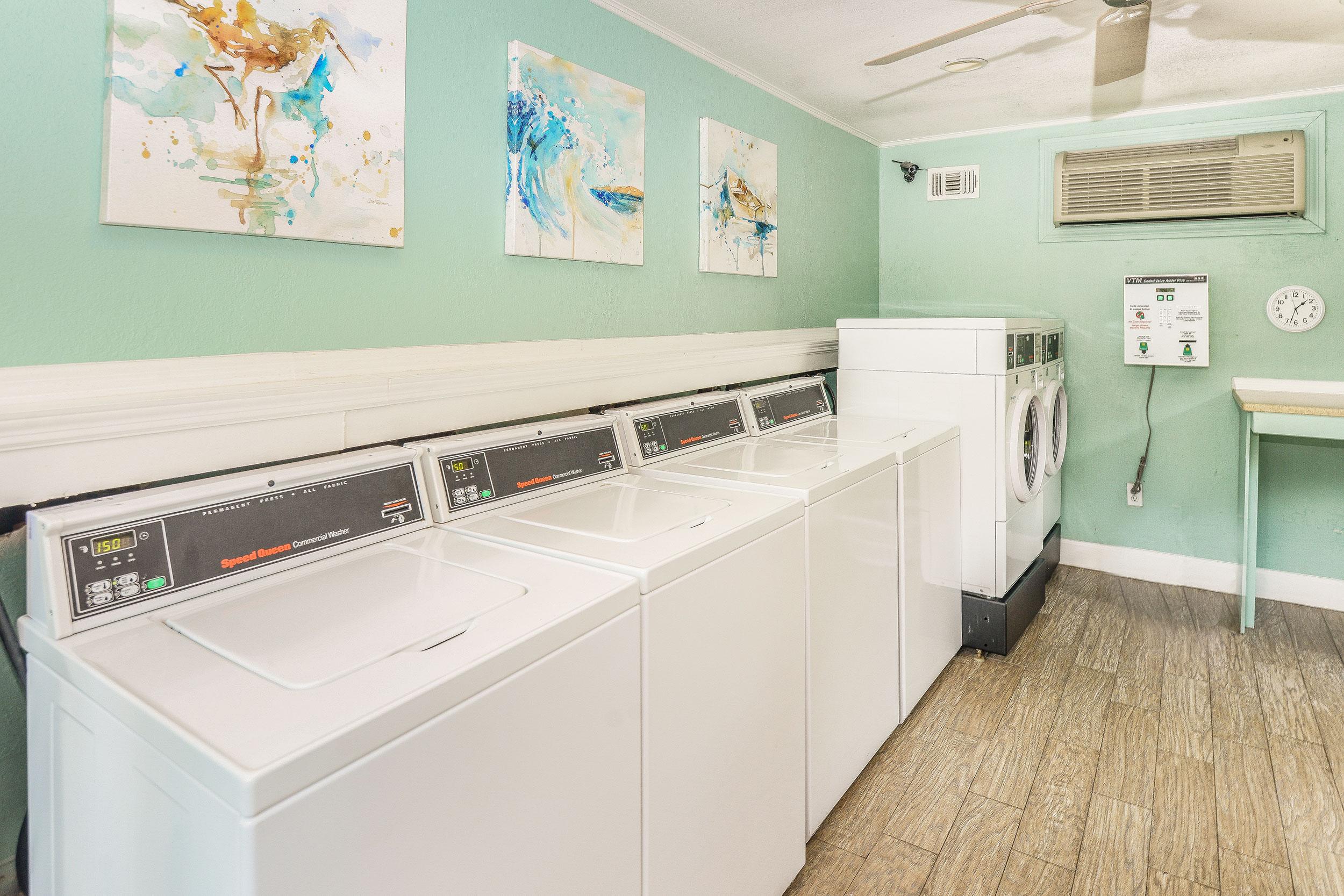 Mhf-amen-laundry-center