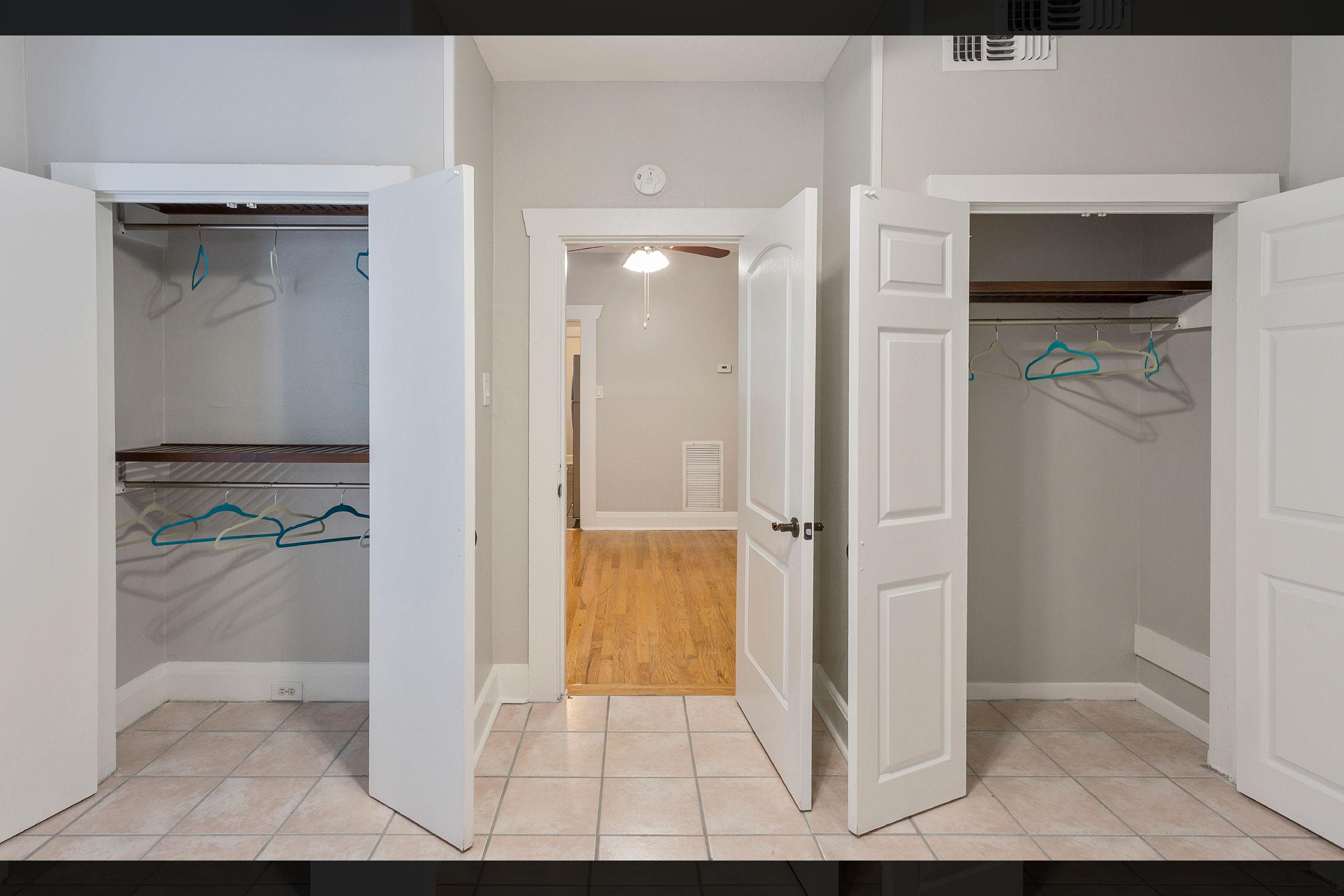 Of-closet
