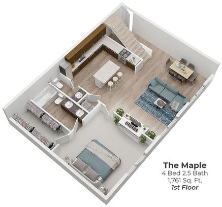 Go-maple1-3d