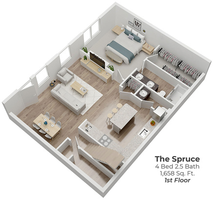 Go-spruce1-3d
