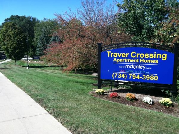 Traver-crossing