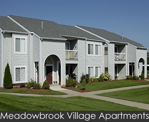 Meadowbrook Village Apartments Ann Arbor