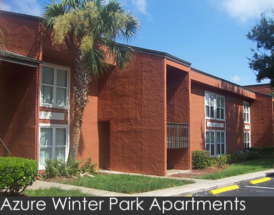 Azure Winter Park Apartments Apartments In Winter Park Florida Mckinley