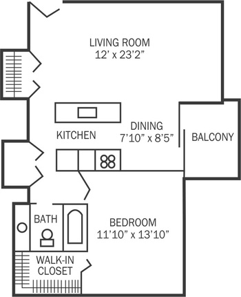 Hillcrest Apartments Ann Arbor Michigan Mckinley