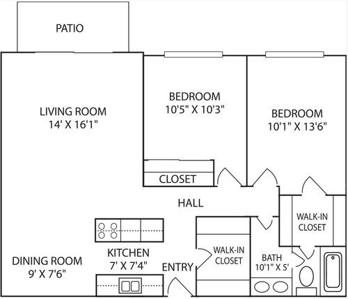 The Villas Apartments Ypsilanti Mi